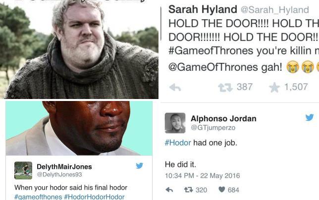 Hodor hodoring