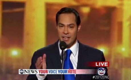 "Julian Castro DNC Speech: San Antonio Mayor Defends Obama, Casts Romney as Candidate of ""No"""