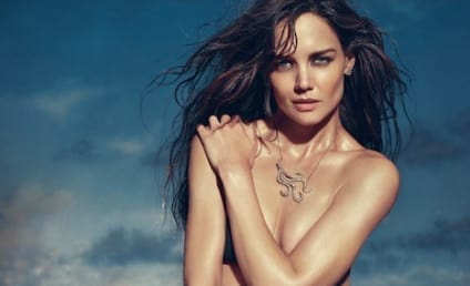 Katie Holmes: Topless For IRIS!