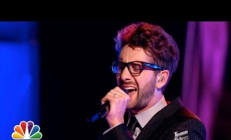 "Will Champlin: ""A Change Is Gonna Come"" - The Voice"