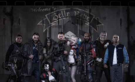 Suicide Squad Cast Photo: Unveiled! Unrecognizable!