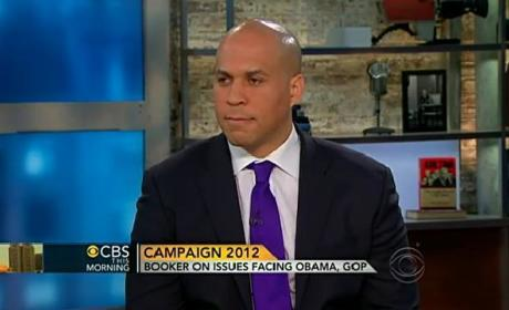 Cory Booker, Newark Mayor, Saves Neighbor from Burning Home