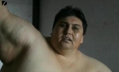 Manuel Uribe: World's Heaviest Man