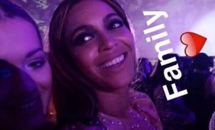 "Beyonce & Rita Ora Squash ""Becky"" Rumors With MET Gala Selfie"