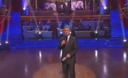 Rob Kardashian Meets Clark Kent on DWTS