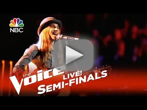Sawyer fredericks for what its worth the voice