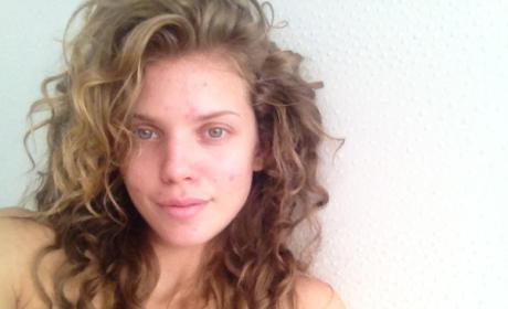 AnnaLynne McCord: Makeup-Free on Twitter!