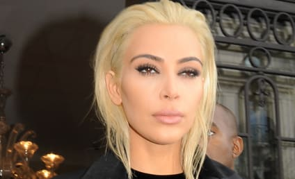 Kim Kardashian Goes Blonde for Paris Fashion Week: Hot or Horrible?