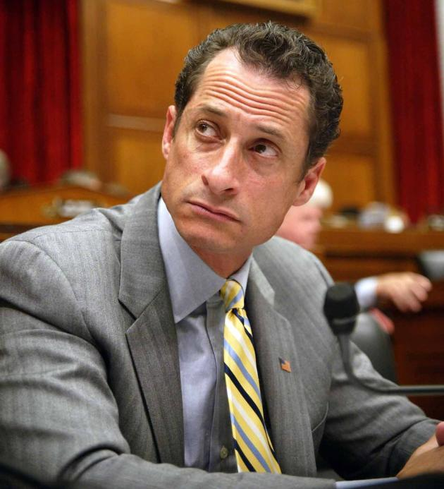 Anthony Weiner in Congress