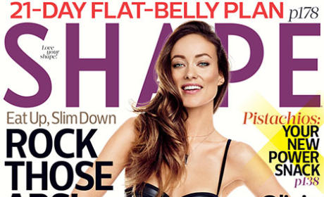 Olivia Wilde Compares Post-Baby Body to Discovering Krispy Kreme and Pot!