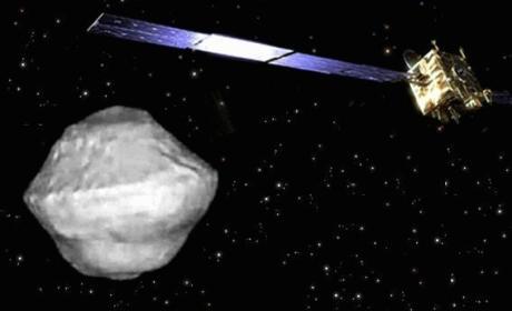 Cosmic Crash 2022: Asteroid to Go Boom!