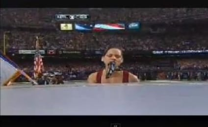 Alicia Keys National Anthem Performance: Grade It!
