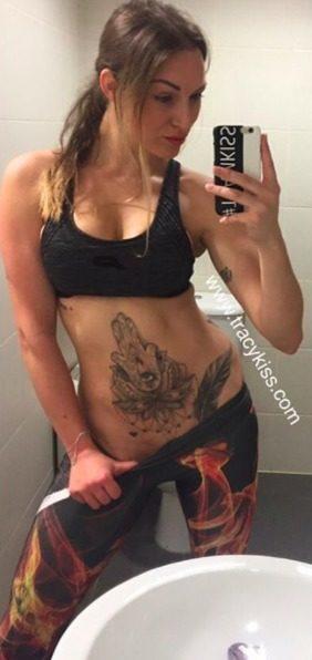 Tracy Kiss Body