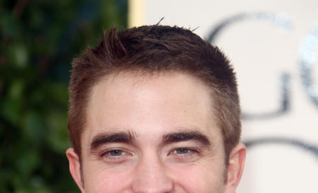 Happy 27th Birthday, Robert Pattinson!