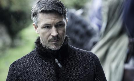 Game of Thrones Photos: Littlefinger Be Schemin'