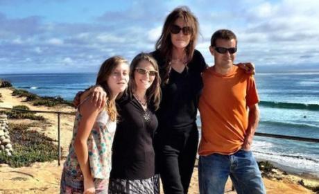 Caitlyn Jenner and Prescott Family