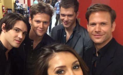 Nina Dobrev Mocks Dating Rumors: Look at All My Boyfriends!