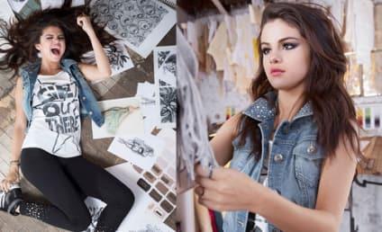 Selena Gomez Debuts Adidas NEO Campaign Photos