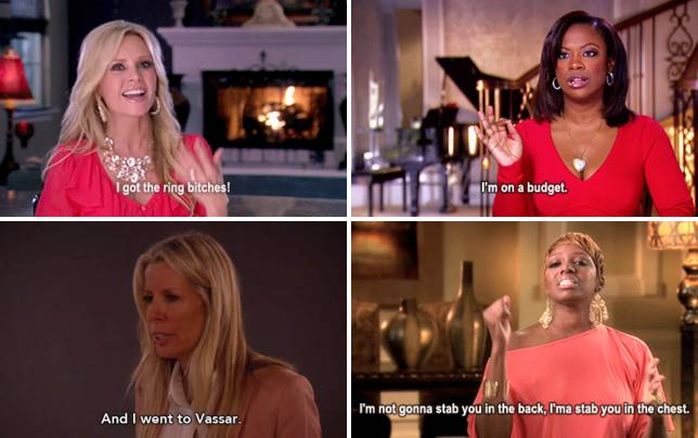10 life secrets the real housewives have figured out you might never find the man or woman of your dreams