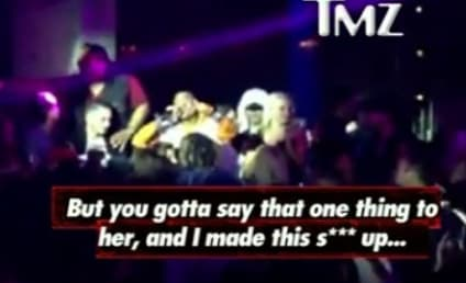 Chris Brown on Rihanna: THAT PU$$Y IS MINE!