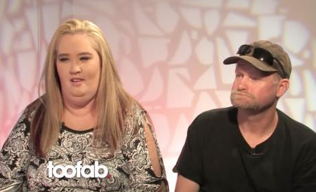 Mama June and Sugar Bear Pic