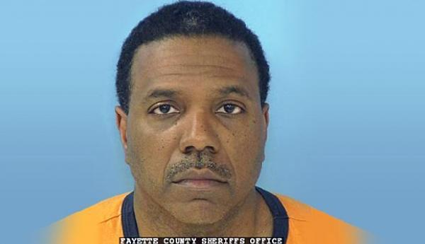Creflo Dollar Mug Shot