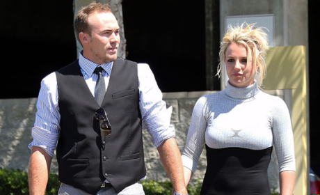 David Lucado: Banned From Britney Spears' Shows, Home, Phone ... LIFE By Her Dad!