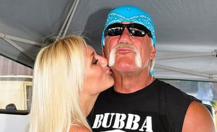 Brooke Hogan's Interesting Fashion Choice