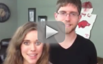 Jessa Duggar and Ben Seewald Baby Announcement