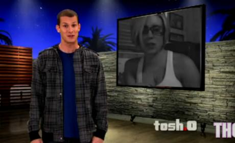 Daniel Tosh-Casey Anthony Interview