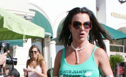 Behold, Yet Another Britney Spears Nipple Slip