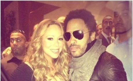 Mariah Carey Pushes for Lenny Kravitz as American Idol Judge