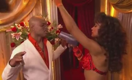 Caliente! J.R. Martinez Heats Up Dancing With the Stars