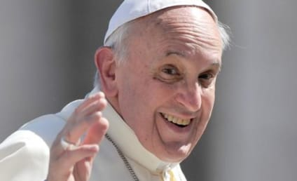 "Pope Francis Warns Catholic Church: Stop Being ""Obsessed"" with Homosexuality, Abortion"