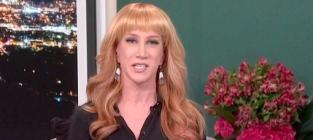 "Kathy Griffin Slams Fashion Police as ""Dog Pile"" of Anti-Feminism"