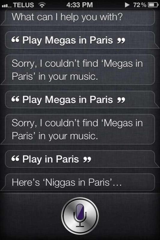 Megas in Paris