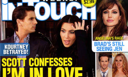 OMG! Scott Disick Loves Kim Kardashian!