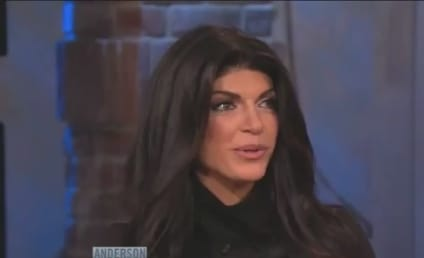 Anderson Cooper to Teresa Giudice: Grow Up!