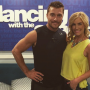 Chris Soules and Whitney Bischoff on Dancing with the Stars