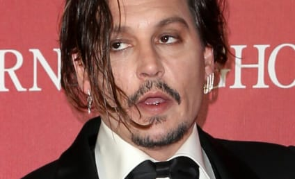 Johnny Depp Flees LA, Gets Support From Daughter & Disney