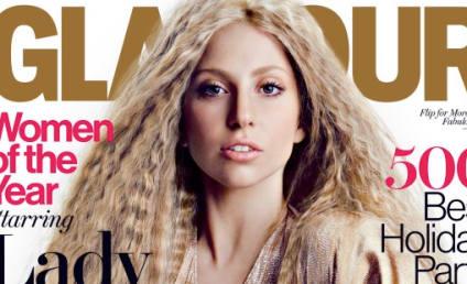Lady Gaga Covers Glamour, Slams Photoshop Use