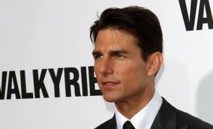 Report: Tom Cruise Stalked Joe DiMaggio