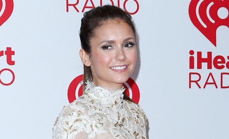 Nina Dobrev: Cute Photo!