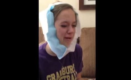 Girl Gets Wisdom Teeth Pulled, Bawls Over Murdered Molars