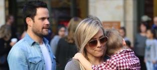 Hilary Duff, Mike Comrie Fighting For Custody of Son Luca