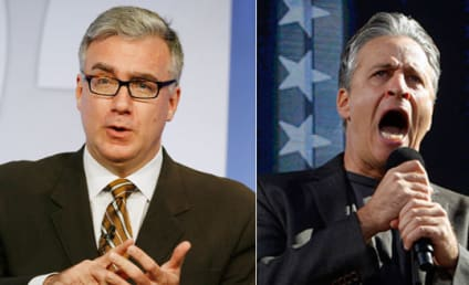 Keith Olbermann Defends Cable News from Jon Stewart Attack