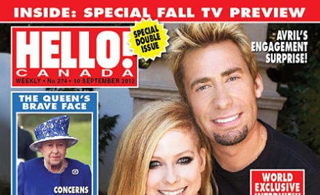 Avril Lavigne and Chad Kroeger: Hello, Canada!