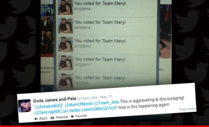 James Maslow Fans: Dancing With the Stars is RIGGED!