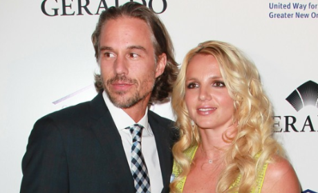 Britney Spears-Jason Trawick Split: Kids to Blame?
