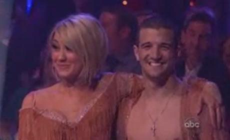 Dancing With the Stars Finals - Chelsea and Mark (Judges' Choice)